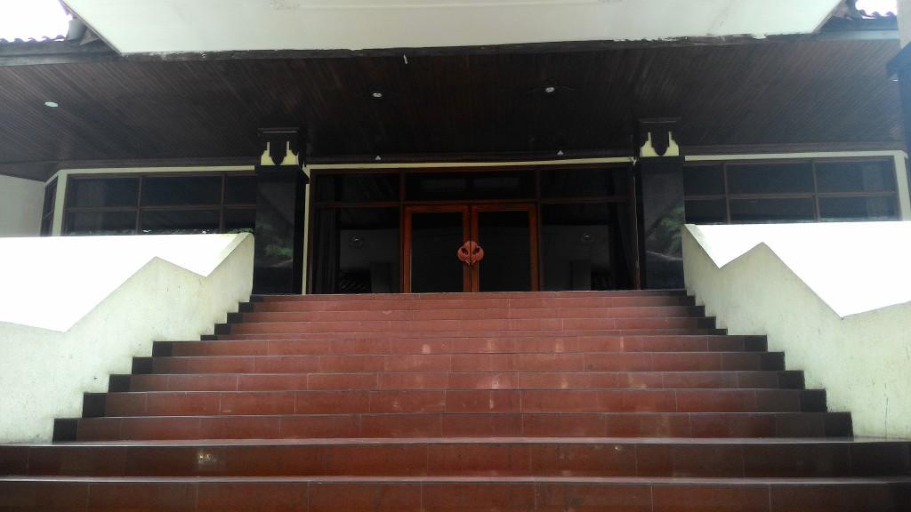 Pintu Masuk Balai Makarti Kalibata
