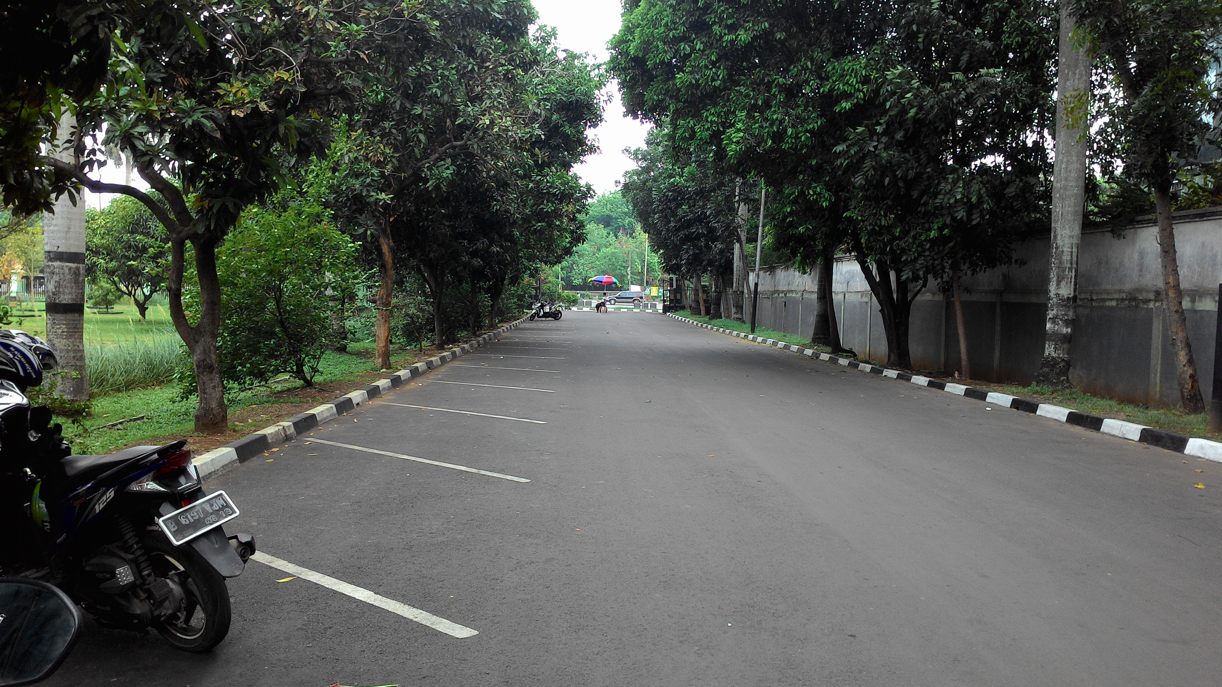 Aula Sudirman Makodam Jaya