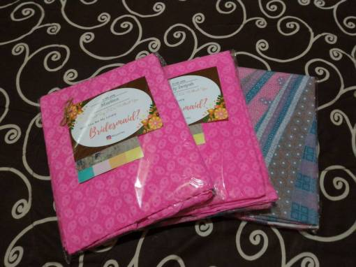 (Before) Embos dan Batik Pink
