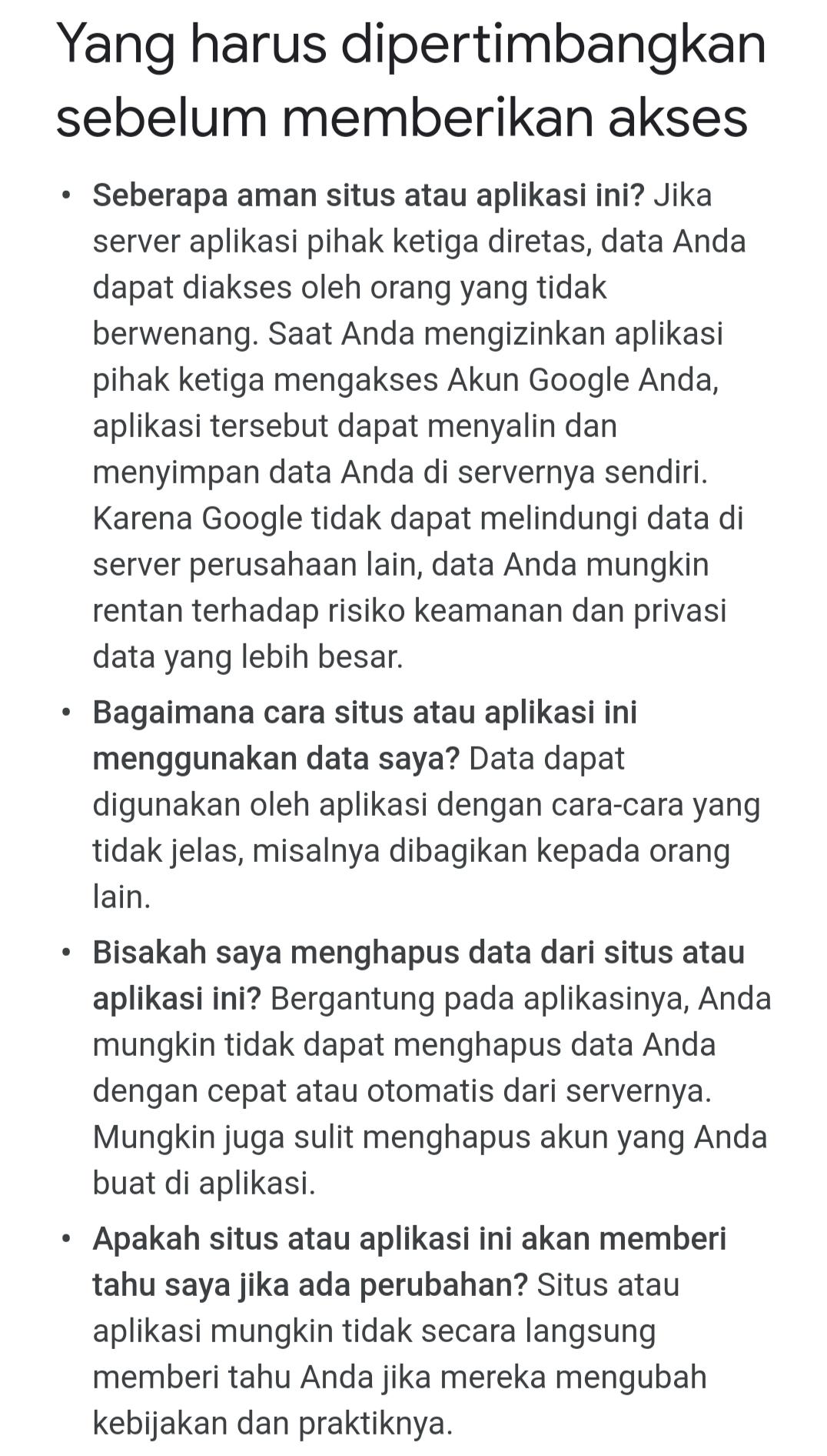 Rules Google Sebelum Memberi Akses ke Aplikasi Tertentu.jpg