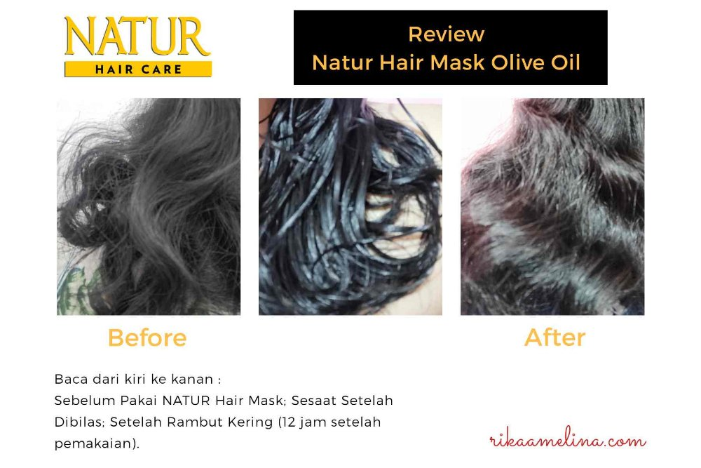 Review Natur Hair Mask