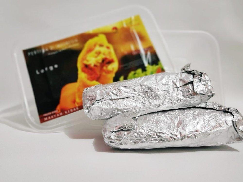 Kemasan Maryam Kebab