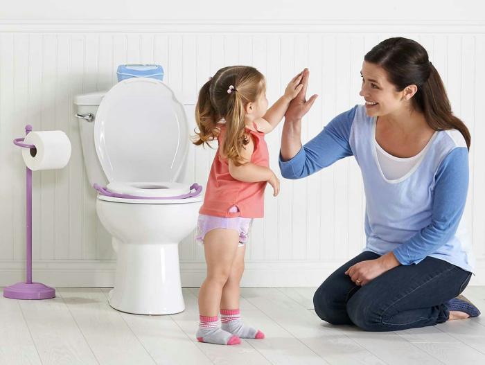 cara memulai toilet training
