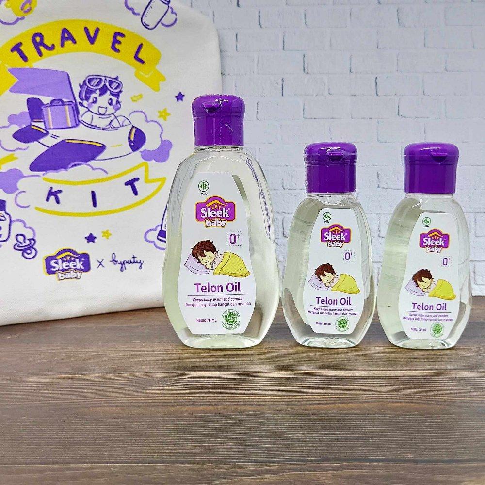 Review Sleek Baby Telon Oil